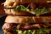 Bacon Sandwiches / Don't miss the B in BLT (or in any other sandwich for that matter). Get ready for bacon sandwich recipes that you've only dreamt of.