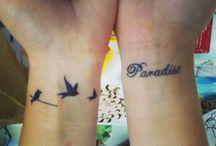 Tatouages ❤️❤️