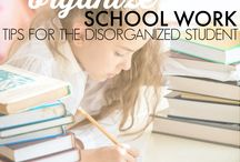 Organised learning