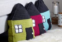 Cousas bonitas de crochet
