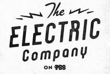Typography / Vintage hand drawn typography