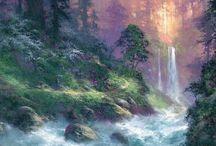 Forests Disney