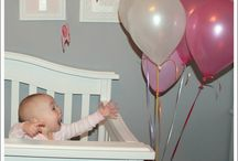 First Birthday Party Ideas / First birthdays are a memorable celebration of your little one's first year of life. Here are some great themes!