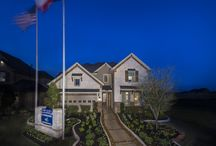 """Lennar at Cross Creek Ranch - Fulshear, TX / Our beautifully decorated new Icon Collection: Louvre Next Gen® model home is NOW OPEN at Cross Creek Ranch...take a tour today and discover why this community was voted """"Best in American Living!"""" 3507 Canyon Branch Lane Fulshear, TX 77441"""