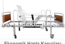 Hasta Yatakları / Hareketli, ev tipi, ve huzur evleri için elektrikli hasta yatakları