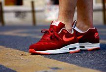 Nikes voor lin