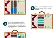 empacar maleta