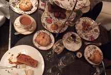 Afternoon Tea / Afternoon tea Ideas and places to eat yummy food and drink delicious tea!