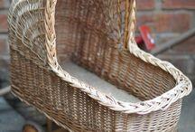 колясочки плетение