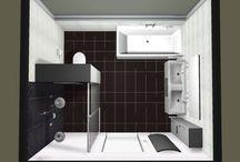 Sanidrome IJsselmuiden Grootebroek Voorbeeld2 gerealiseerde badkamer en toilet / Sanidrome IJsselmuiden uit Grootebroek toont graag de door hen gerealiseerde badkamer en toilet.