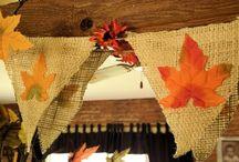Ősz - őszi dolgok