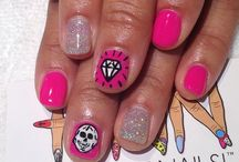 Monkey See, Monkey Do / Manis that I want to not copy, but, um, recreate.
