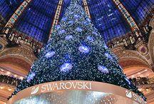 Galeries Lafayette, Christmas tree