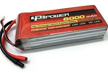Lithium Polymer Battery / LiPo Batteries / Chargers / Lithium Polymer Battery for RC Hobby use