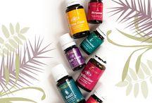 essential oils healing