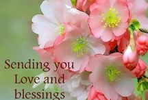 Love and blessings