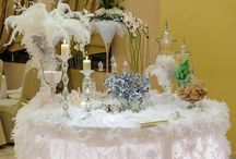 Unique wedding decorations! / Diamond Events.. Wedding experts!