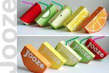 Packaging jus de fruits / Présentation et description des différents packaging jus de fruits. Sélection de packaging originaux.
