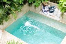 Villas - pool