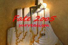 Fate (Destiny) 2005 sculpture / Fate (Destiny) 2005  marble sculpture by Manuel surrealist http://www.manuelmykonos.com