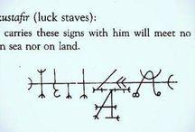 Runes i want tattooed.
