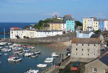 Tenby and surrounding Pembrokeshire