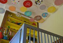 Baby's Nursery / Interior Design