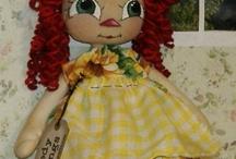 Primiltive doll