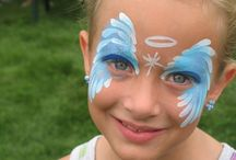 Face painting / painting