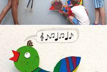 Škola- tvoření