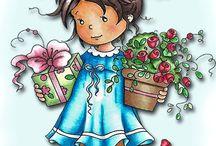 dievčatko