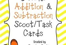 Task Cards - Maths