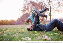 Parent/child poses