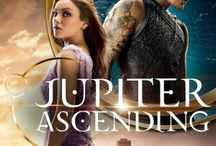 Jupiter Ascending (2015) / A young woman discovers her destiny as an heiress of intergalactic nobility and must fight to protect the inhabitants of Earth from an ancient and destructive industry.  Staring:  Channing Tatum, Mila Kunis, Eddie Redmayne, Sean Bean, Douglas Booth, Tuppence Middleton, Nikki Amuka-Bird, Christina Cole, Ramon Tikaram, Ariyon Bakare, Maria Doyle Kennedy, David Ajala, Doo-na Bae, Gugu Mbatha-Raw, Edward Hogg, Tim Pigott-Smith, James D'Arcy, Jeremy Swift ...
