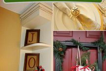 Christmas Decorations On A Budget / Christmas Decor That Is Gorgeous And Wont Cost You A Fortune