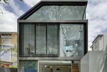 Home interior-exterior