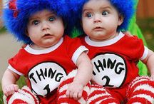 Twins!... Double trouble, double fun, double love!