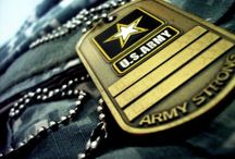 ARMY STRONG / by John Kerr