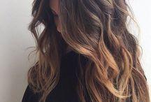 Balayage - Hair colours