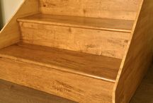 Knoa's Flooring - Accessories & Stairs