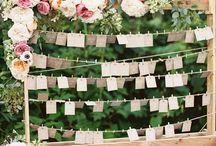 Svatba / Brána, dekorace, vychytávky, květiny, šaty, účesy...