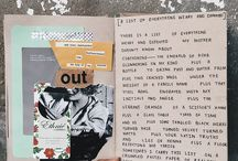 journal / cute journal pages that inspire me