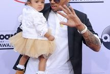 Chris Brown Fights Back, Says He's A Good Dad