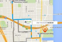 1000 MUSEUM-SCHOOLS / The amazing location of One Thousand Museum has the farther school at just a few minutes –drive time- away! You will save a lot of time!