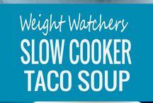 Weight watchers / Recipes