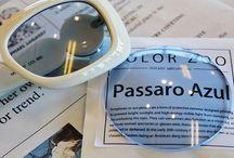 Color Zoo / Original color sun lenses of POTATO MEGANE.  ポテトめガネのオリジナルカラーレンズです。