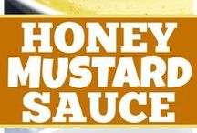 Sauces :  Drench or Dip