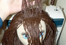 hair for dolls