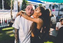 Ariana grande and boyfriend