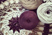 Textilgarn (crochet)